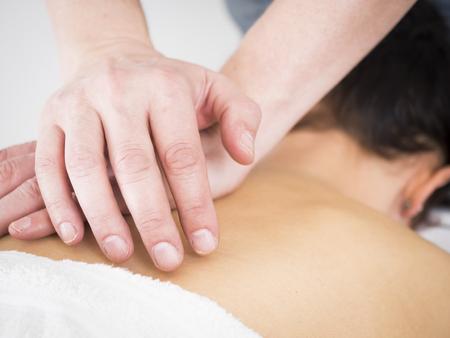 Inciación al masaje
